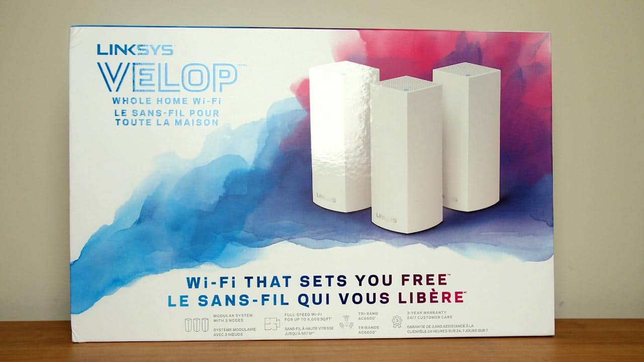 MEGATech Reviews: Linksys Velop Whole Home Mesh Wi-Fi System