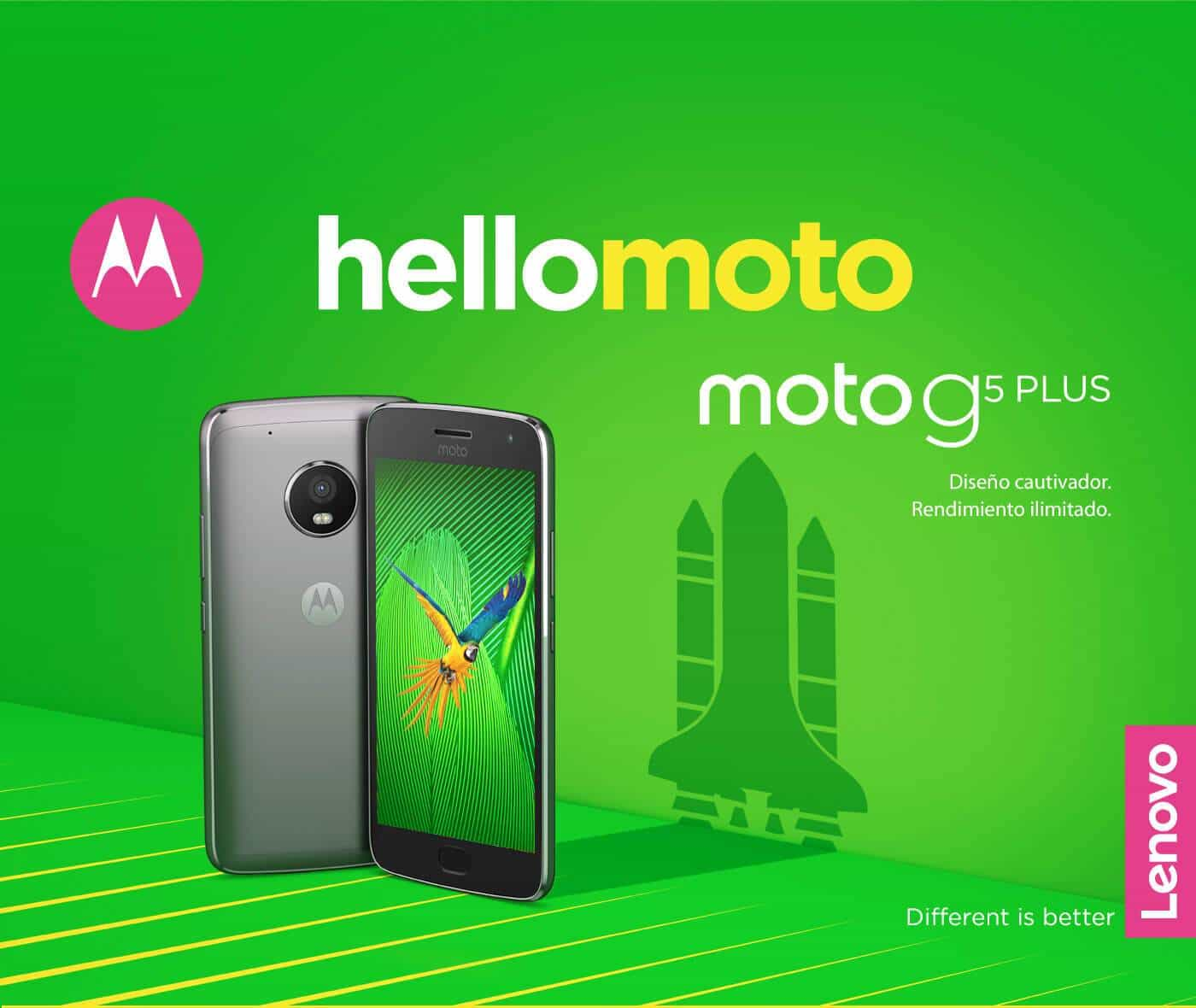 Official Ads for the Moto G5 and G5 Plus Leaked