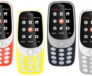 You Don't Want the New Nokia 3310 (Even If It Has Snake)