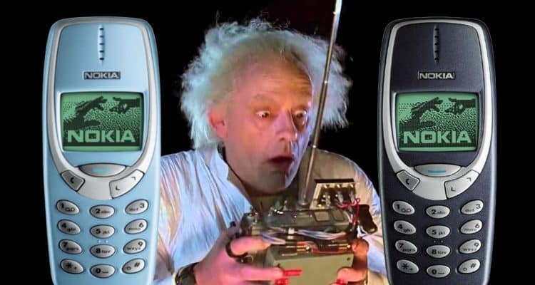 Nokia 3310 to Rise from the Dead at MWC 2017