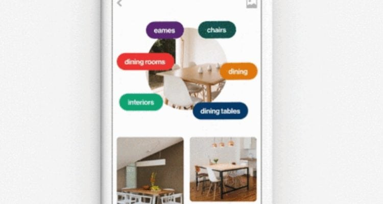 Pinterest Lens Beats Google to Object Recognition Punch?