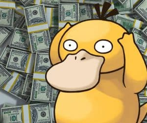 Pokemon GO Is Officially a $1 Billion App