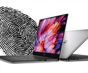Dell XPS 13, XPS 15 Gain $25 Fingerprint Option