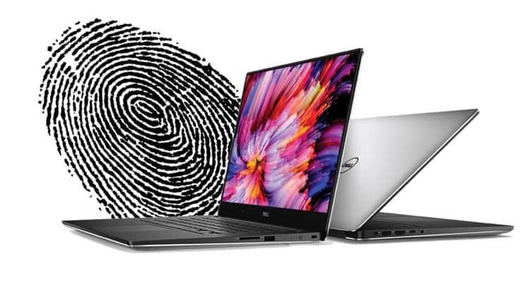 Dell XPS 13, XPS 15 Gain $25 Fingerprint Option