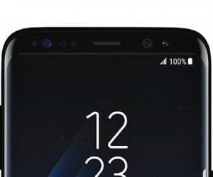 First Look: Samsung Galaxy S8