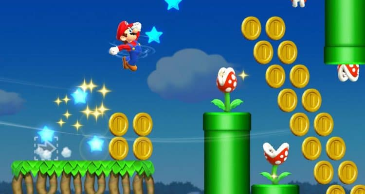 Super Mario Run for Android Comes with Version 2.0