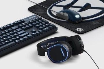 SteelSeries Evil Geniuses Professional Gaming Peripherals