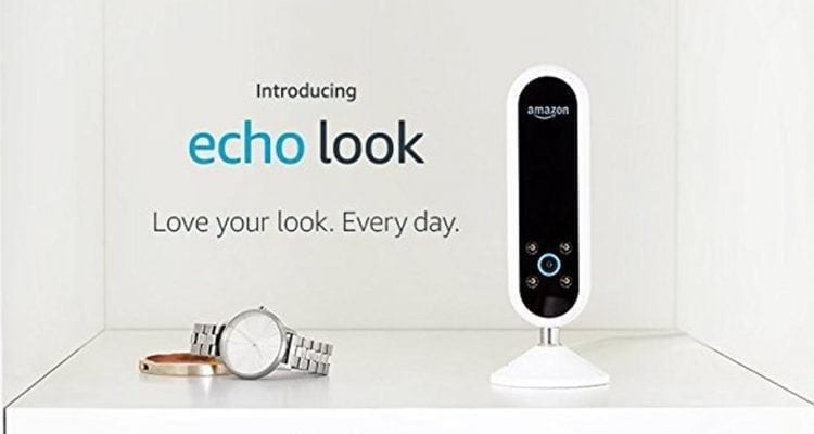 Amazon Echo Look Adds a Camera for Fashionistas