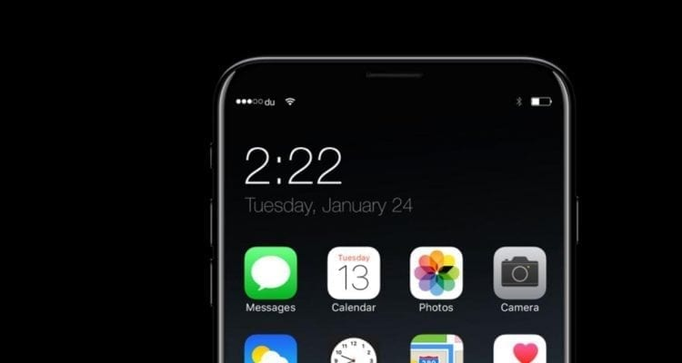 iPhone 8 Rear Touch ID, Vertical Cameras Confirmed?