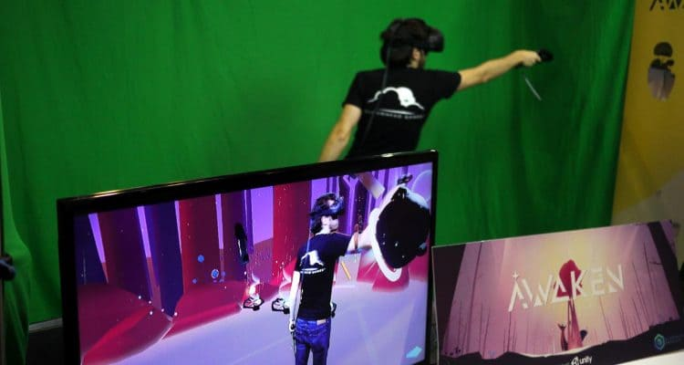 CVR 2017: The Future of Virtual Reality and Beyond