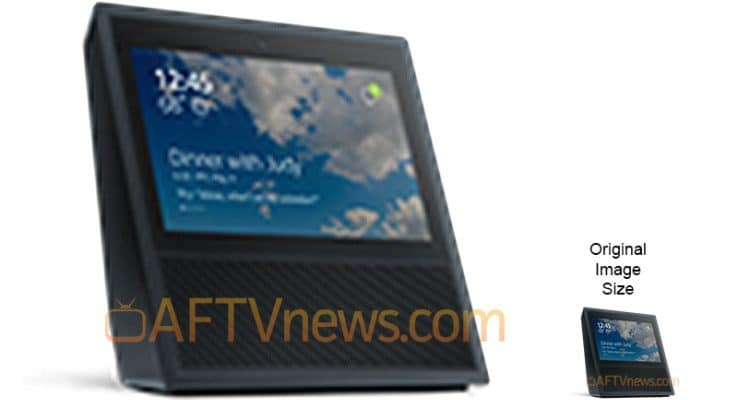 Is This An Amazon Echo With a Touchscreen?