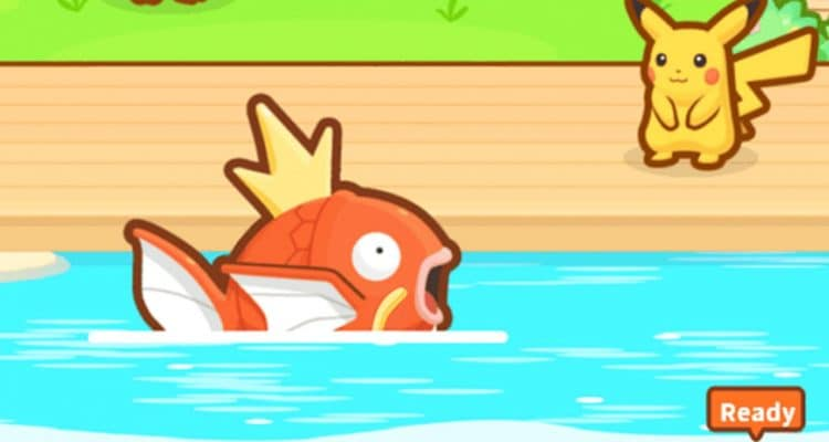 Magikarp Jump Is the Newest Pokemon Mobile Game