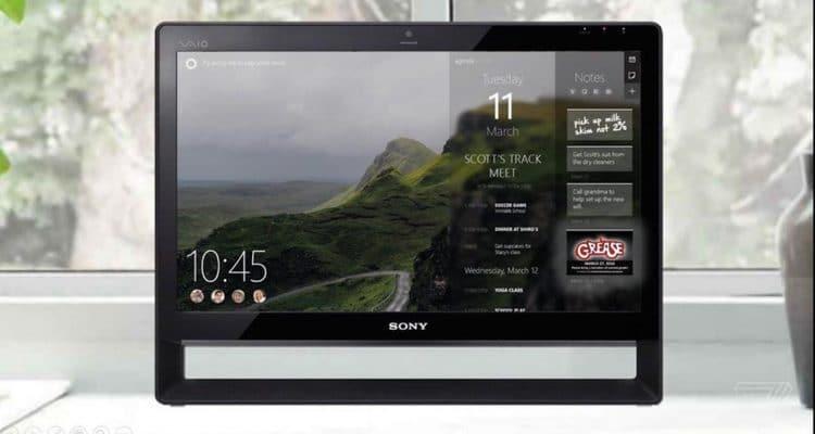 Microsoft HomeHub Challenges Amazon Echo Family