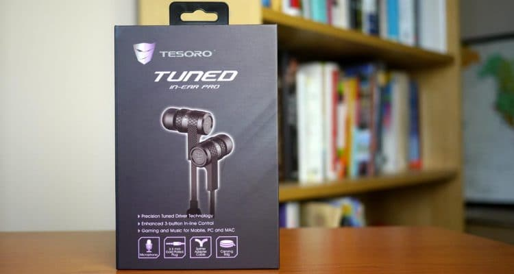 MEGATech Reviews: Tesoro Tuned In-Ear Pro Gaming Headphones