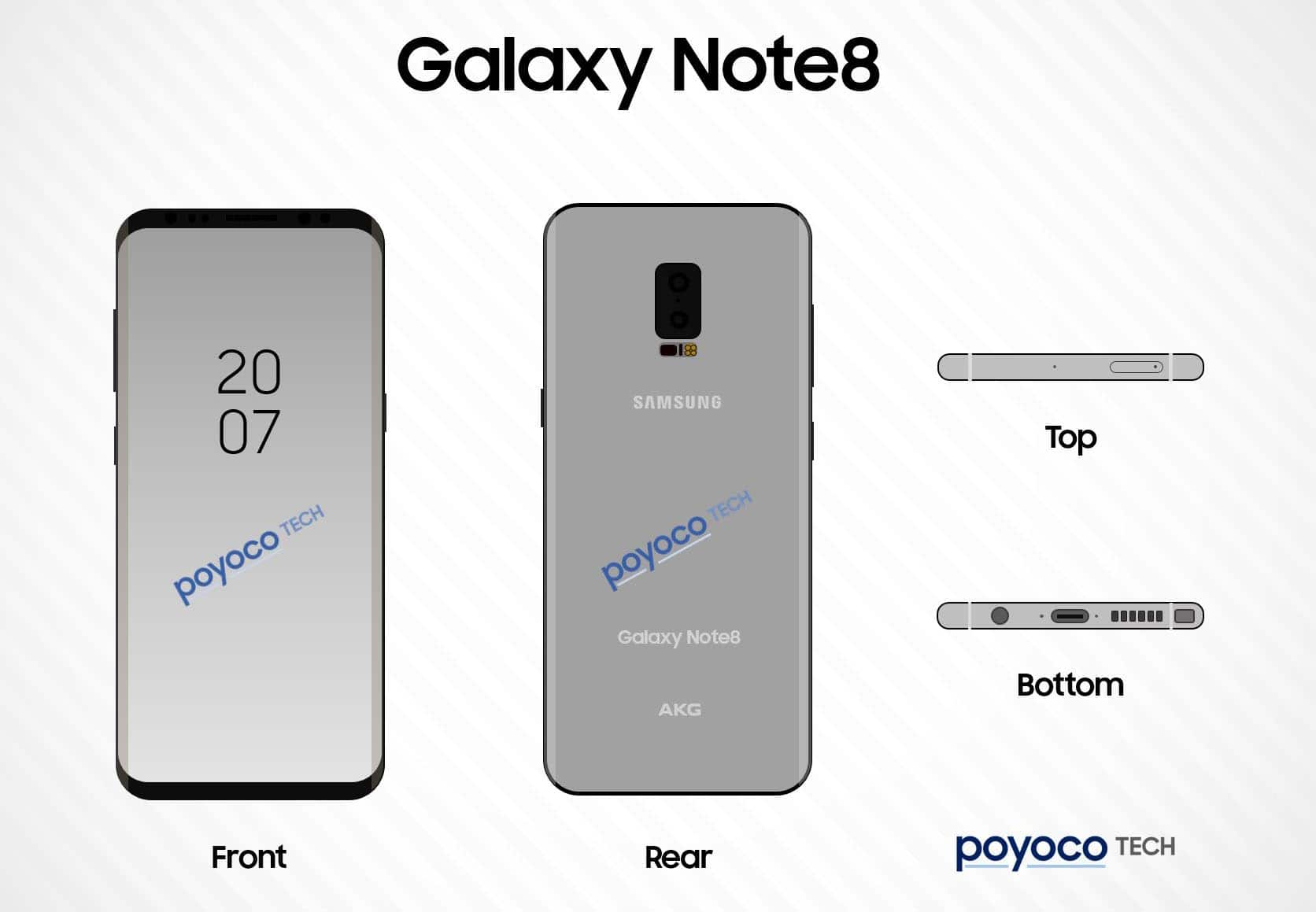 Samsung Galaxy Note8 to Sport Vibrating S Pen?