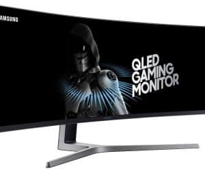 Samsung CHG90 is a 49-inch Ultrawide Monitor