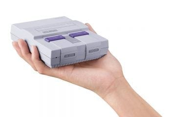 The SNES Classic Coming to North America, Europe, and Japan Later This Year