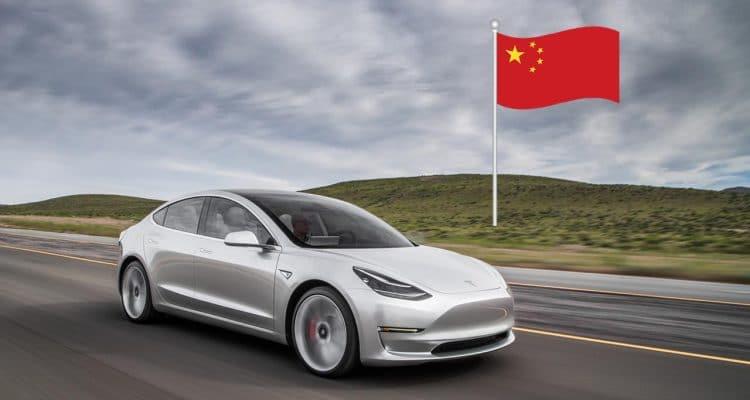 Tesla Wants to Build Electric Car Factory in China