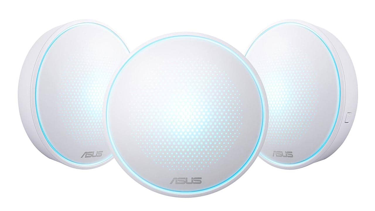 ASUS Lyra Challenges Mesh WiFi Network Market