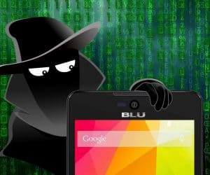 Blu Phones Suspended from Amazon Due to Spyware