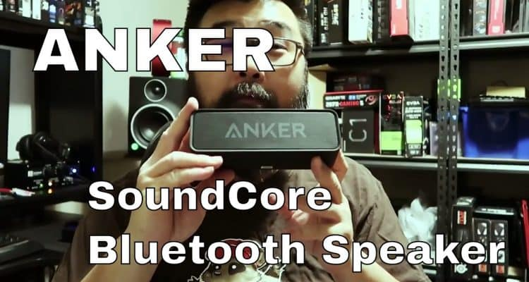 Anker SoundCore Bluetooth Speaker - It Came From Amazon #2
