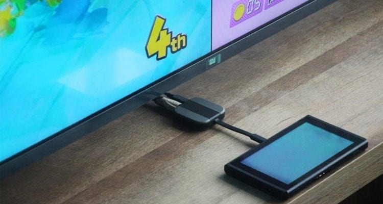 SFANS Adapter: The Smallest Nintendo Switch Dock Around