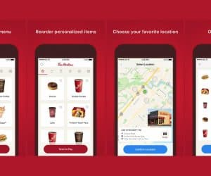 Mobile Order and Pay Now Served at Tim Hortons