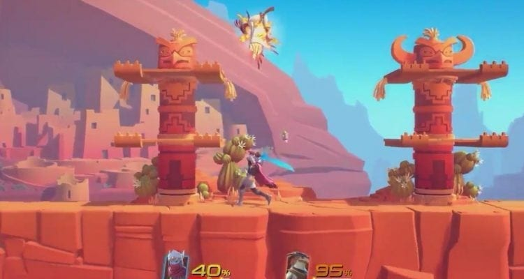 Can't Wait for Smash Bros? Get Brawlout on Nintendo Switch