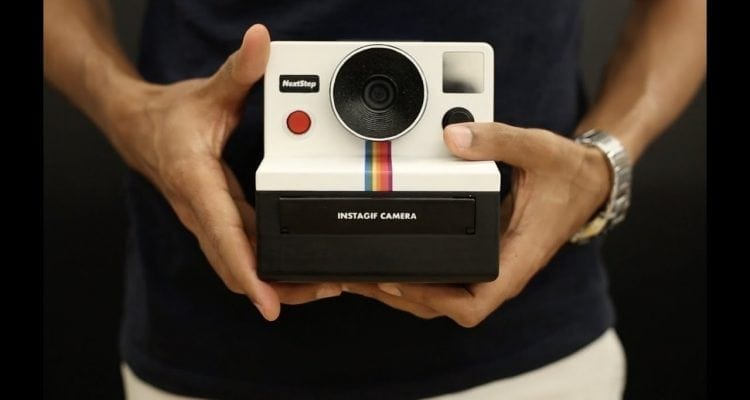Here's a Camera That Prints GIFs