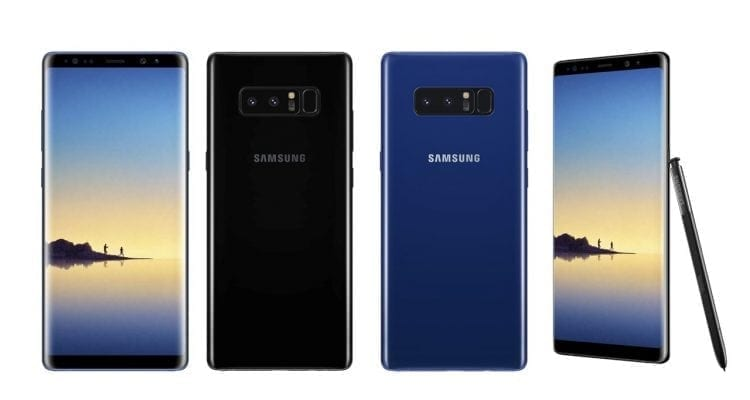 Samsung Galaxy Note8: Everything You Need to Know (Video)