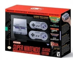 SNES Classic Pre-Orders Now Open