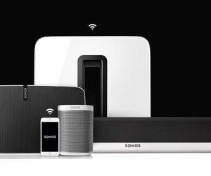 New Sonos Smart Speakers with Voice Assistants Coming
