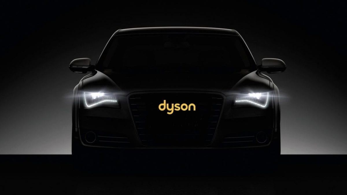 Is Audi A Foreign Car >> Will the Dyson Electric Car Totally Suck? - MEGATechNews