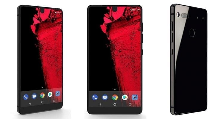 Unlocked Essential Phone Up for Pre-Order on Amazon