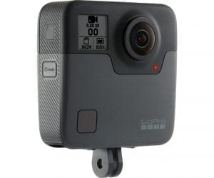 GoPro Releasing the Hero 6 Black and Fusion Cameras