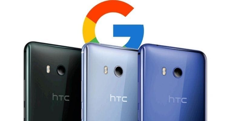 Google Poised to Acquire HTC Smartphone Division