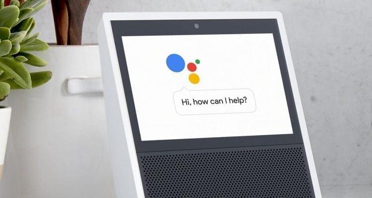 Google Manhattan Smart Screen to Challenge Amazon Echo Show