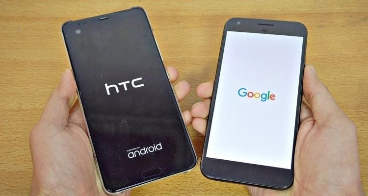 Google Acquiring Part of HTC for $1.1 Billion