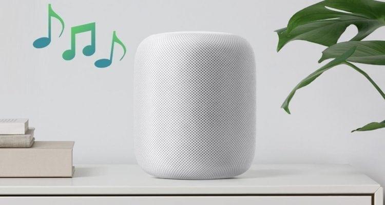 Apple HomePod Pairing with Unique Audio Tones