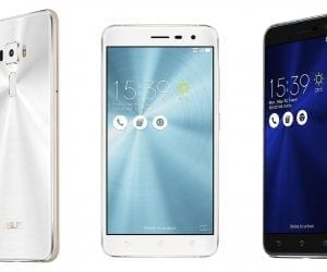 Asus Zenfone 3 Marked Down By $84