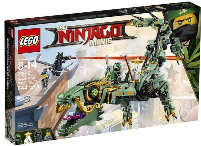 MEGATech Showcase: Return of the LEGO Playsets