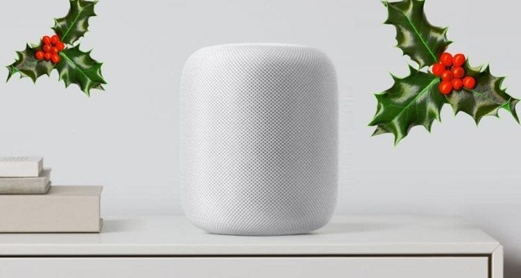 Apple HomePod Won't Be Home for the Holidays