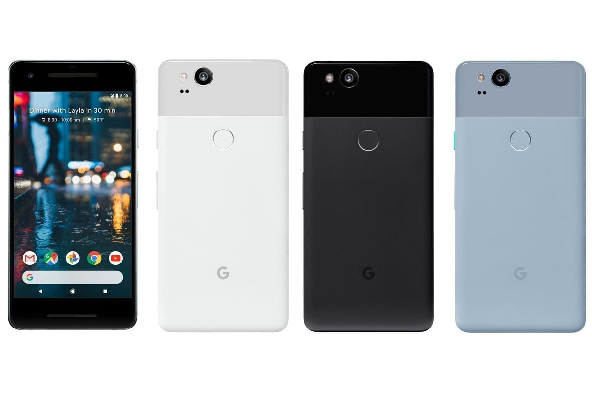 Pixel Phones, Pixelbooks, and More From The Google Event