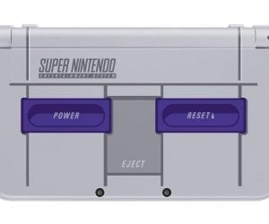 New Nintendo 3DS XL Super NES Edition Is Really Super
