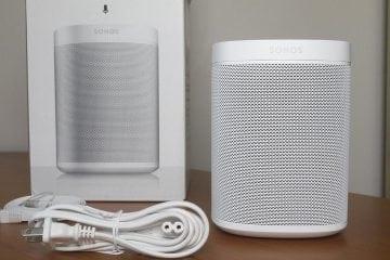MEGATech Reviews: Sonos One Smart Speaker with Alexa