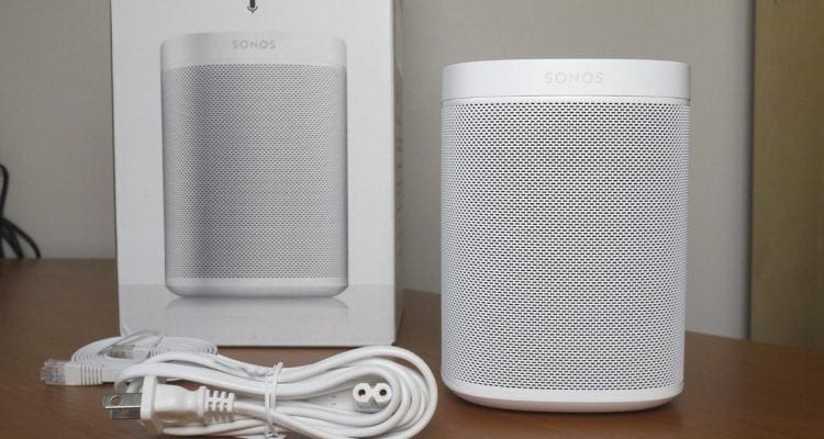 MEGATech Reviews: Sonos One Smart Speaker with Alexa