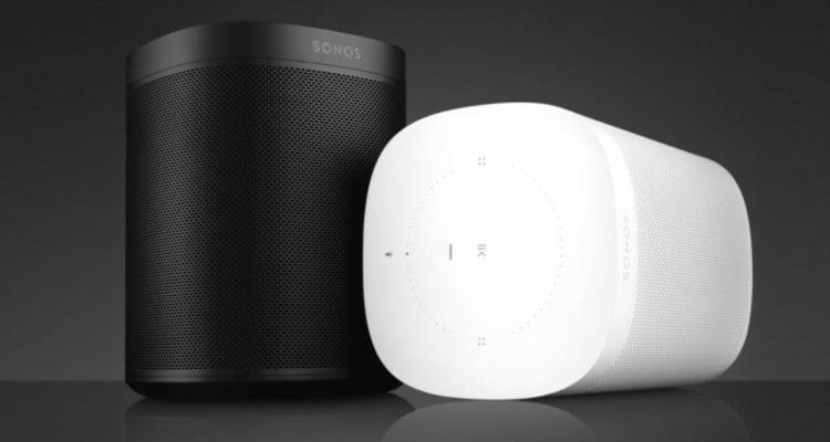 Sonos One Smart Speaker Comes With Alexa