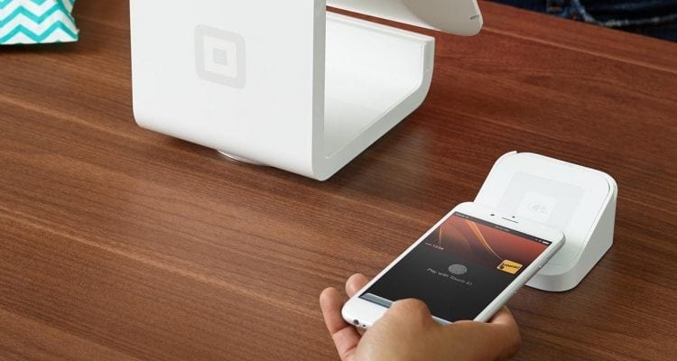 New Square Reader Handles Tap to Pay and Chip Cards