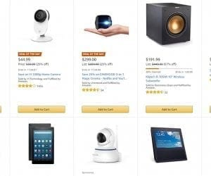 Amazon Black Friday Deals Are Already Here