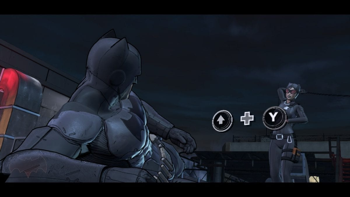 MEGATech Reviews - Batman: The Telltale Series (Nintendo Switch)